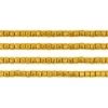Delica 11/0 Duracoat Galvanized Gold